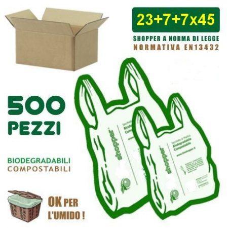 Buste biodegradabili normativa